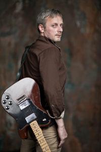 Кирилл Щапов - гитара