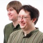 Отцы-основатели «АБ»: Виталий Матюхин и Дмитрий Квасов